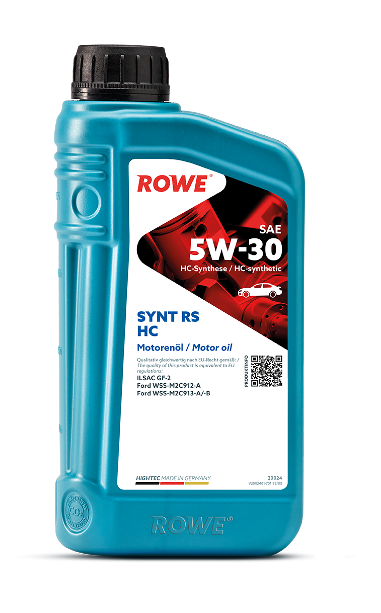 HIGHTEC SYNT RS SAE 5W-30 HC