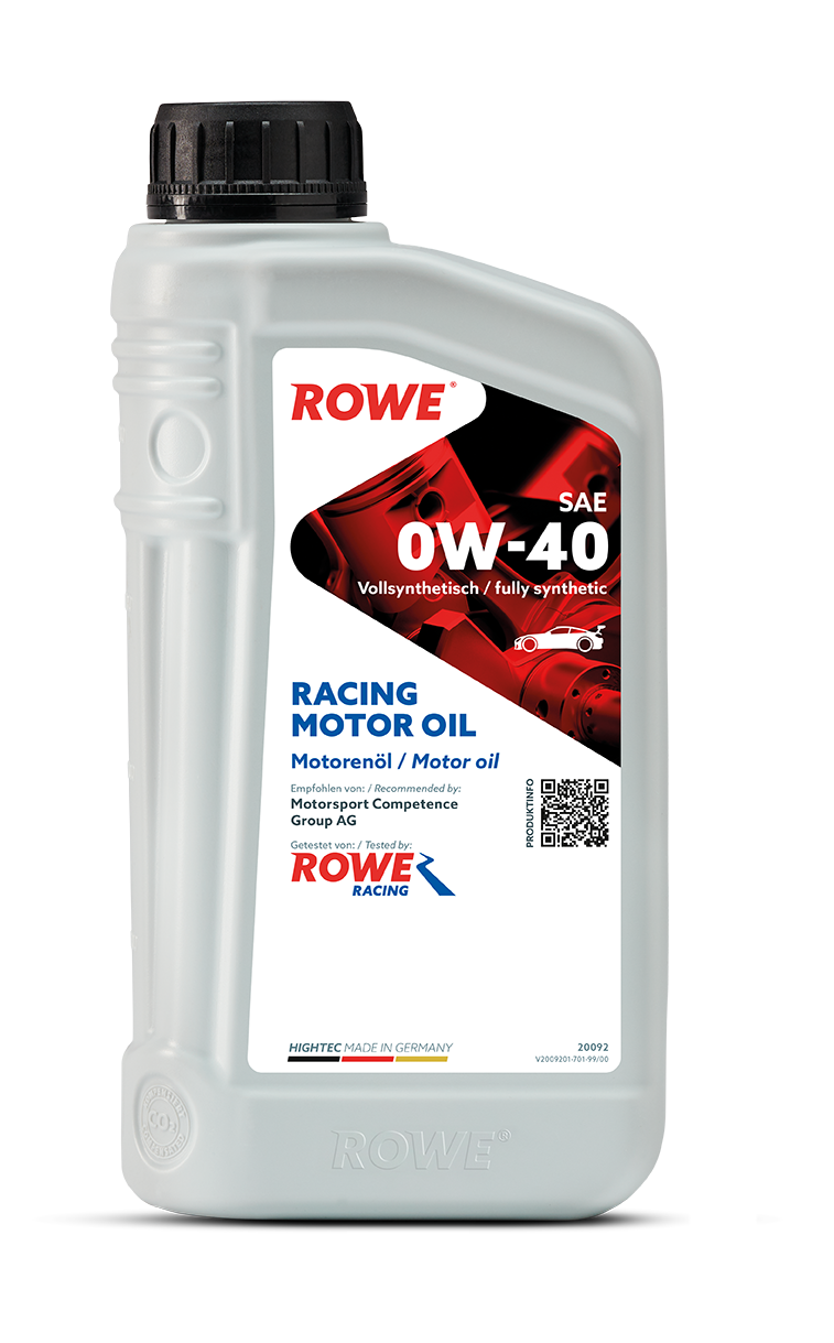 Hightec Racing Motor Oil SAE 0W-40 NEW