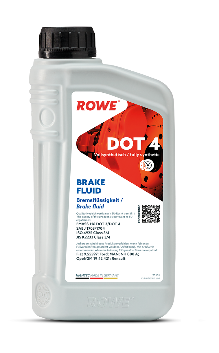 HIGHTEC Brake FLuid DOT 4