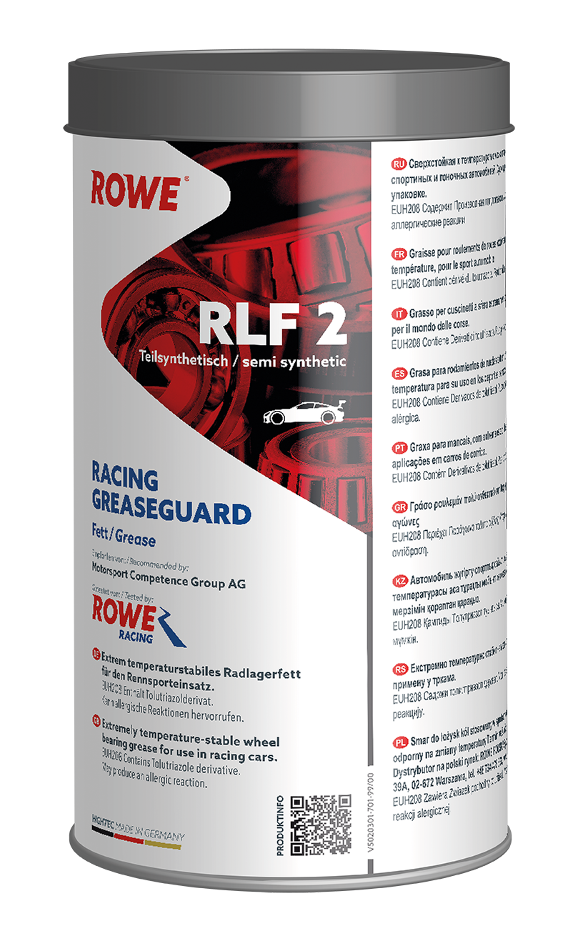 HIGHTEC Racing Greaseguard RLF2