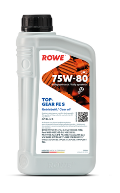 HIGHTEC TOPGEAR FE SAE 75W-80 S