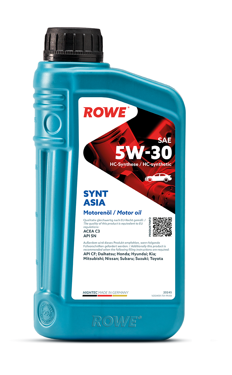 HIGHTEC SYNT ASIA SAE 5W-30 NEW